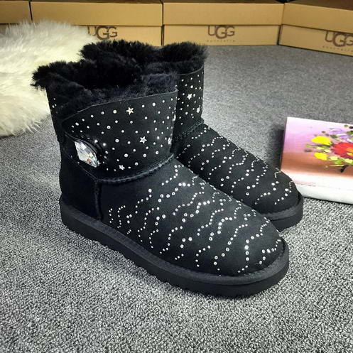 UGG 1014360 Diamond Black