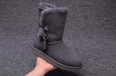 UGG 1003850 drop ornament Grey