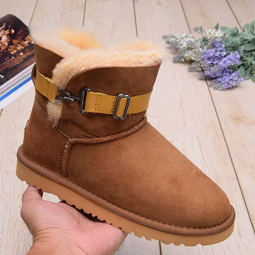 UGG 1011252 with belt Chesnut