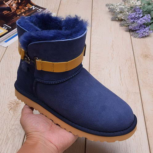 UGG 1011252 with belt Navy