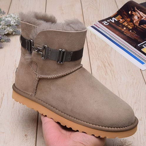UGG 1010257 with belt Grey