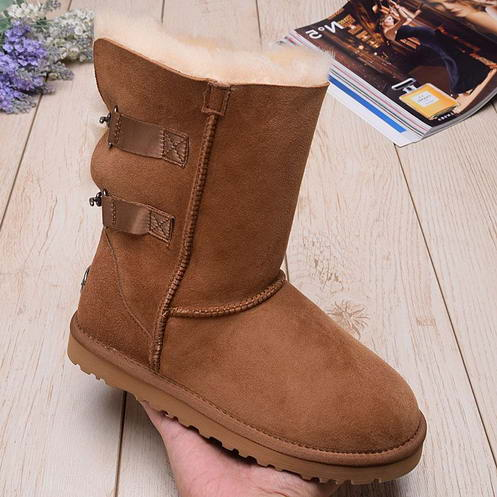 UGG 1010258 with 2 belt Chesnut
