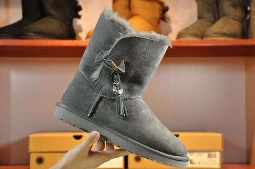 UGG 1003850 drop ornamentGrey
