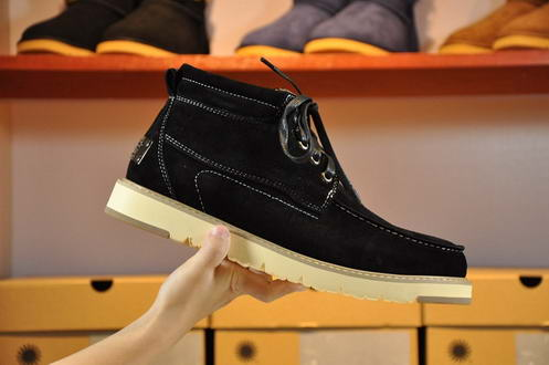 UGG Mens 6026-8 Beckham Black