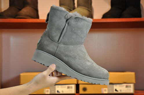 UGG 1012497 wedge heel Grey