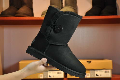 UGG Waterproof 1006226 Black