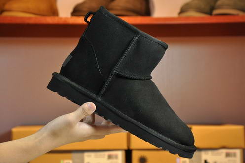 UGG Waterproof 1006222 Black