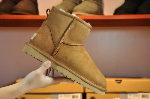 UGG Waterproof 1006222 Chesnut