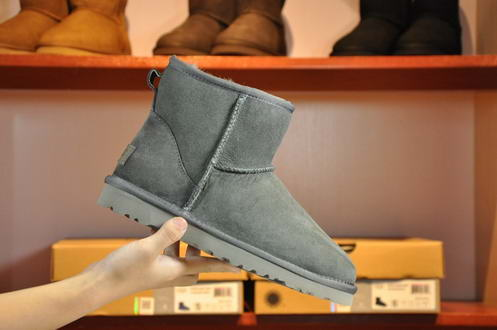 UGG Waterproof 1006222 Grey