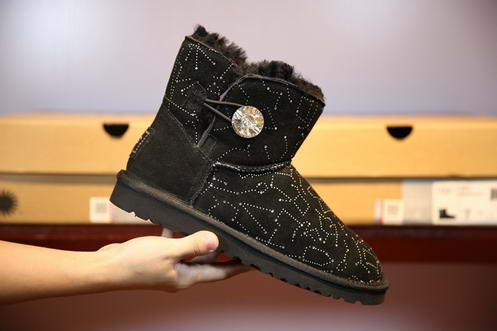 UGG 1008822 Diamond Black