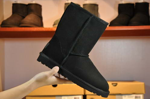 UGG Waterproof 1006223 Black