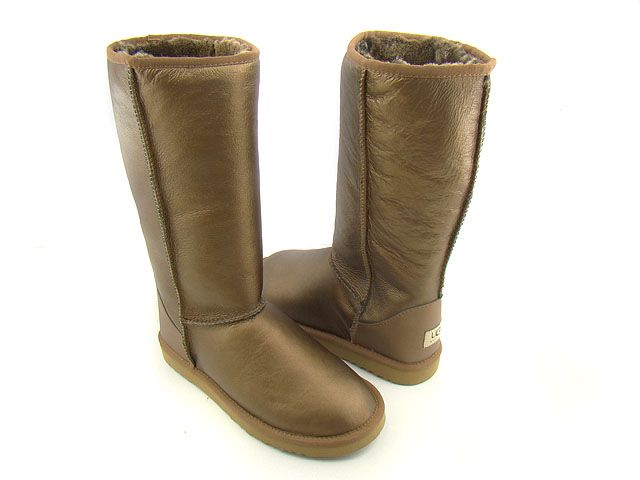 66174c5dd6f UGG Classic Tall Metallic : UggsInFashion.se