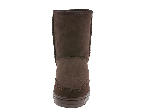 Ultra Short Chocolate Boots 5225