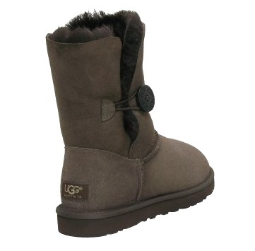 Beiley Button Chocolate Boots 5803