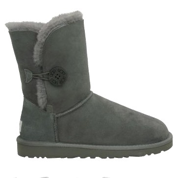 Beiley Button Grey Boots 5803