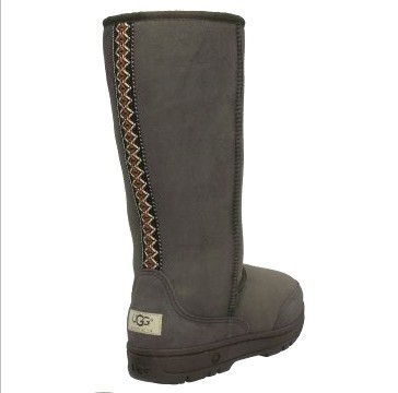 Ultra Tall Chocolate Boots 5245