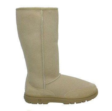 Ultra Tall Sand Boots 5245