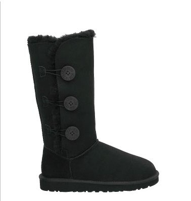 New Boots Bailey Button Triplet 1873 - Black