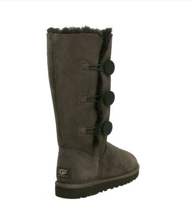 New  Boots Bailey Button Triplet 1873 - Chocolate