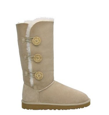 New Boots Bailey Button Triplet 1873 - Sand