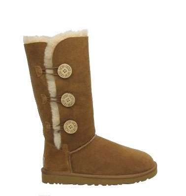 New Boots Bailey Button Triplet 1873 - Chestnut
