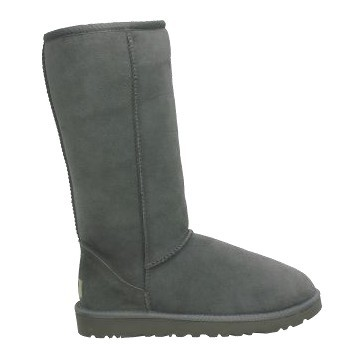 Classic Tall Grey Boots 5815