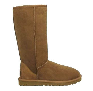 Classic Tall Chestnut Boots 5815