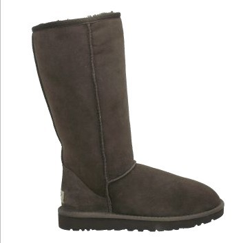 Classic Tall Chocolate Boots 5815