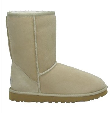 Classic Short Sand Boots 5825