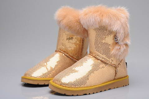 UGG Boots 5803 Gold