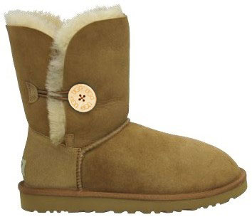 Beiley Button Chestnut Boots 5803