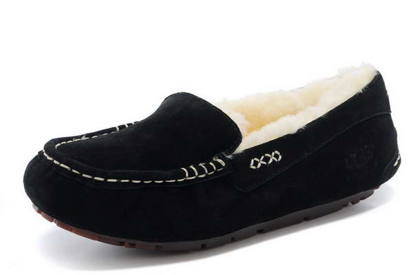 UGG beanie shoes 3312 black