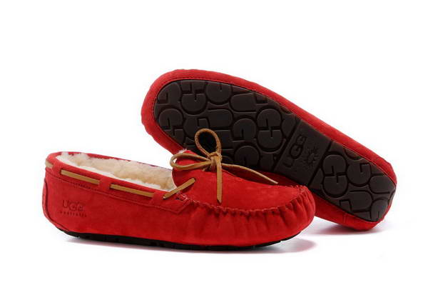 UGG beanie shoes 5612 red