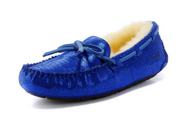 UGG beanie shoes 1002807 blue