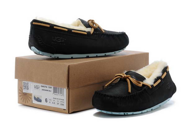 UGG beanie shoes 1003456 black