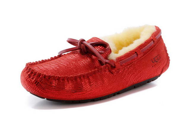 UGG beanie shoes 1002807 red