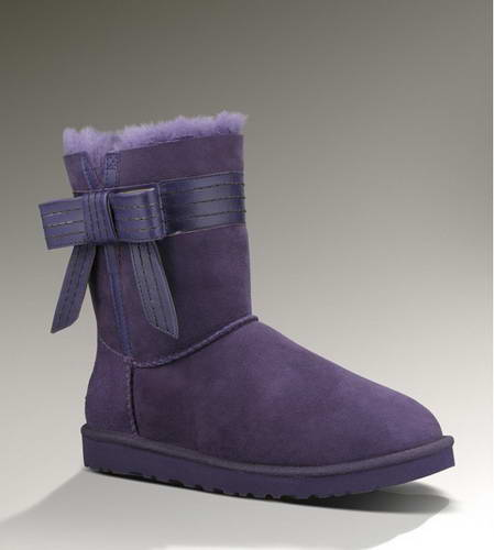 2015 new arrival UGG 1003174 butterfly purple