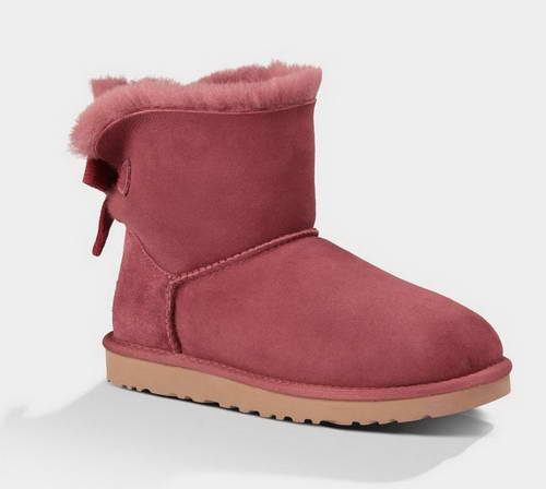 2015 new arrival UGG 1006057 butterfly claret red
