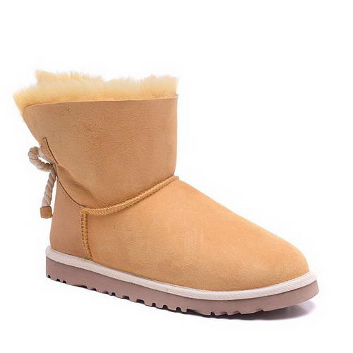 2015 new arrival UGG 1006493 hemp rope orange