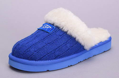 2015 New arrival UGG Slippers blue